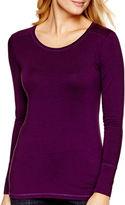 A.N.A a.n.a Essential Long-Sleeve T-Shirt