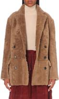 Joseph Ringo shearling coat