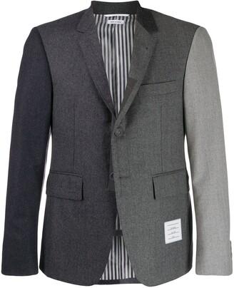 Thom Browne Super 120s Flannel Sport Coat