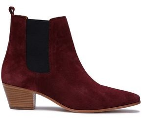 IRO Yvette Suede Ankle Boots