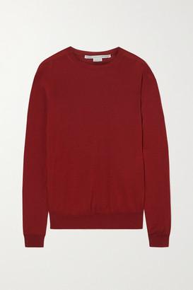 Stella McCartney Wool Sweater - Red