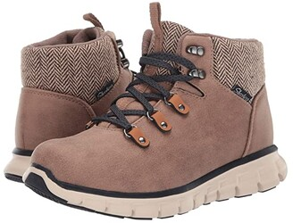 Skechers Synergy - Mountain Dreamer (Taupe) Women's Boots