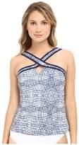 Nautica Broadway Mix Tankini NA37147 Women's Swimwear