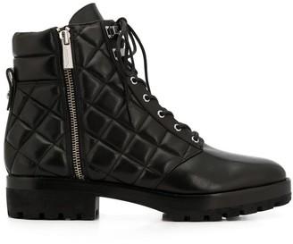MICHAEL Michael Kors Lace-Up Ankle Boots