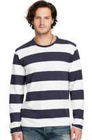 Ralph Lauren Striped Cotton Long-Sleeve Tee