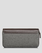 Tumi Astor Large Zip Around Travel Wallet