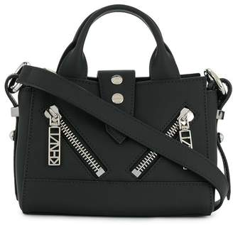 Kenzo mini black shoulder bag