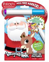 """Rudolph The Red-Nosed Reindeer Imagine Ink"" Activity Book"