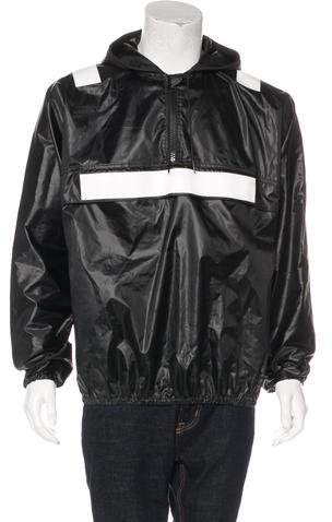 Givenchy Hooded Anorak Jacket w/ Tags