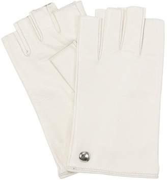 Portolano Mario Fingerless Leather Gloves