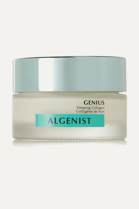 Algenist Genius Sleeping Collagen, 60ml - Colorless