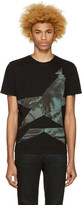 Diesel Black T-Joe-Mn T-Shirt