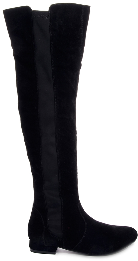 Truffle Collection Truffle Chelsea Knee High Boots