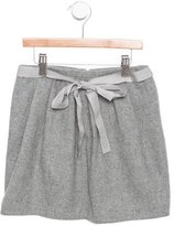 3.1 Phillip Lim Girls' Wool Belted Skirt w/ Tags