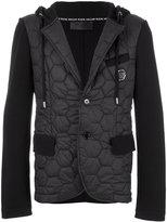 Philipp Plein padded hooded jacket