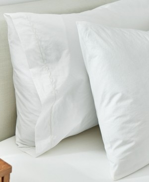 Splendid Washed Percale Set of 2 Standard Pillowcases Bedding