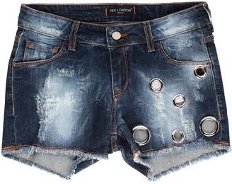 Yes London Denim shorts - Item 42769626MH