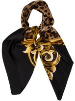 Dolce & Gabbana Printed Square Scarf