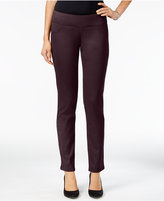 Style&Co. Style & Co Petite Pull-On Curvy Skinny Pants, Only at Macy's