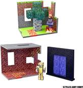 Very Minecraft Biome Playsets - Nether or Birch Forest
