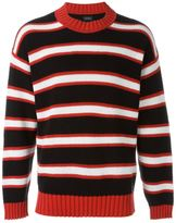 Diesel striped jumper - men - Cotton/Acrylic - L