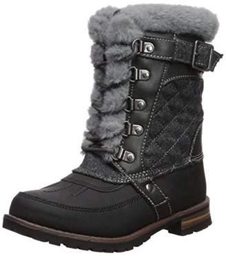 Rock & Candy Girls' DANLEAK Fashion Boot 12 Medium US Big Kid