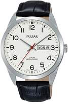 PULSAR Pulsar - Gents Stainless Steel Silver Dial Strap Watch