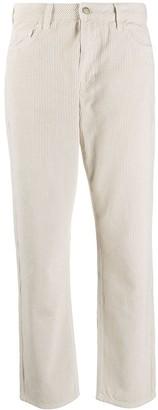 BA&SH Cropped Corduroy Trousers