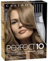 Clairol Nice 'n Easy Perfect 10 Permanent Hair Color 007 Dark Blonde