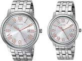 GUESS Men's & Women's Stainless Steel Casusal Watch