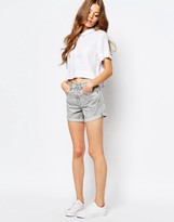WÅVEN Inga Denim Shorts