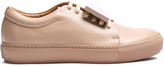 Acne Studios Adriana TurnUp leather trainers