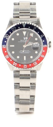 Rolex Oyster Perpetual Date GMT-Master II Pepsi Automatic Watch (16700)