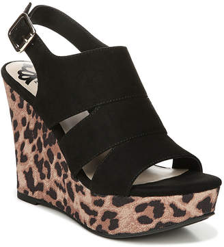 Fergalicious Valentina Platform Wedge Sandals Women Shoes