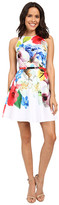 Ted Baker Secil Forgetmenot Floral Strap Dress