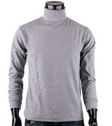 BCPOLO Turtleneck cotton T shirt turtleneck pullover T shirt S