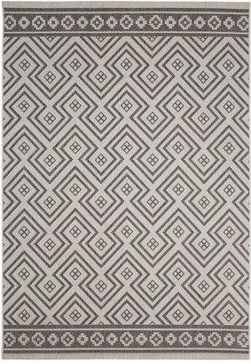 Very Geo Indoor/Outdoor Flatweave Rug