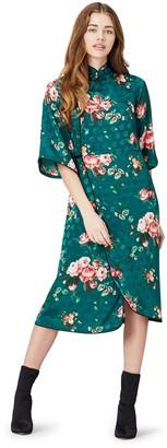 Find. Standard Women's Midi Wrap Dress