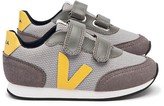 Veja Leather and Mesh Velcro Arcade Trainers