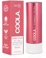 Coola Mineral Liplux SPF 30 - Summer Crush by 0.15oz Lip Balm)