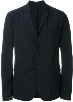 Aspesi notched lapel blazer