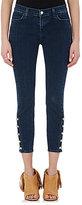 J Brand Women's 8215 Suvi Crop Skinny Jeans-NAVY