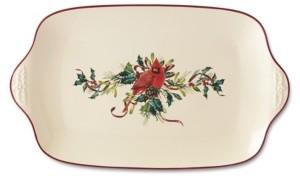 Lenox Winter Greetings Oversized Platter