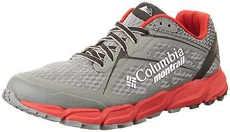 Columbia Caldorado Ii, Men Trail Running, Multi-Colored (Charcoal/bright Red 030), (46 EU)