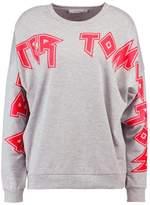 Gestuz LOGAN Sweatshirt light grey melange