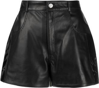 Manokhi Taylor high-waisted shorts