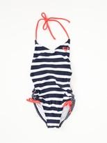 Roxy Girls 2-6 Clan Tri One Piece Swimsuit