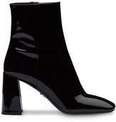Prada Patent leather booties
