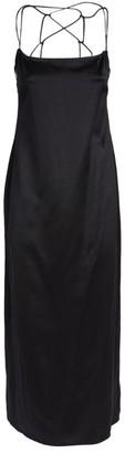 Magda Butrym Silk Slip Dress
