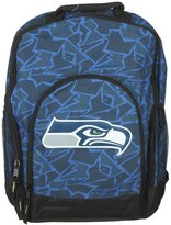 Forever Collectibles Seattle Seahawks Camouflage Backpack Bag Rucksack Tasche